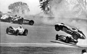 1958 Indianapolis 500 Accident