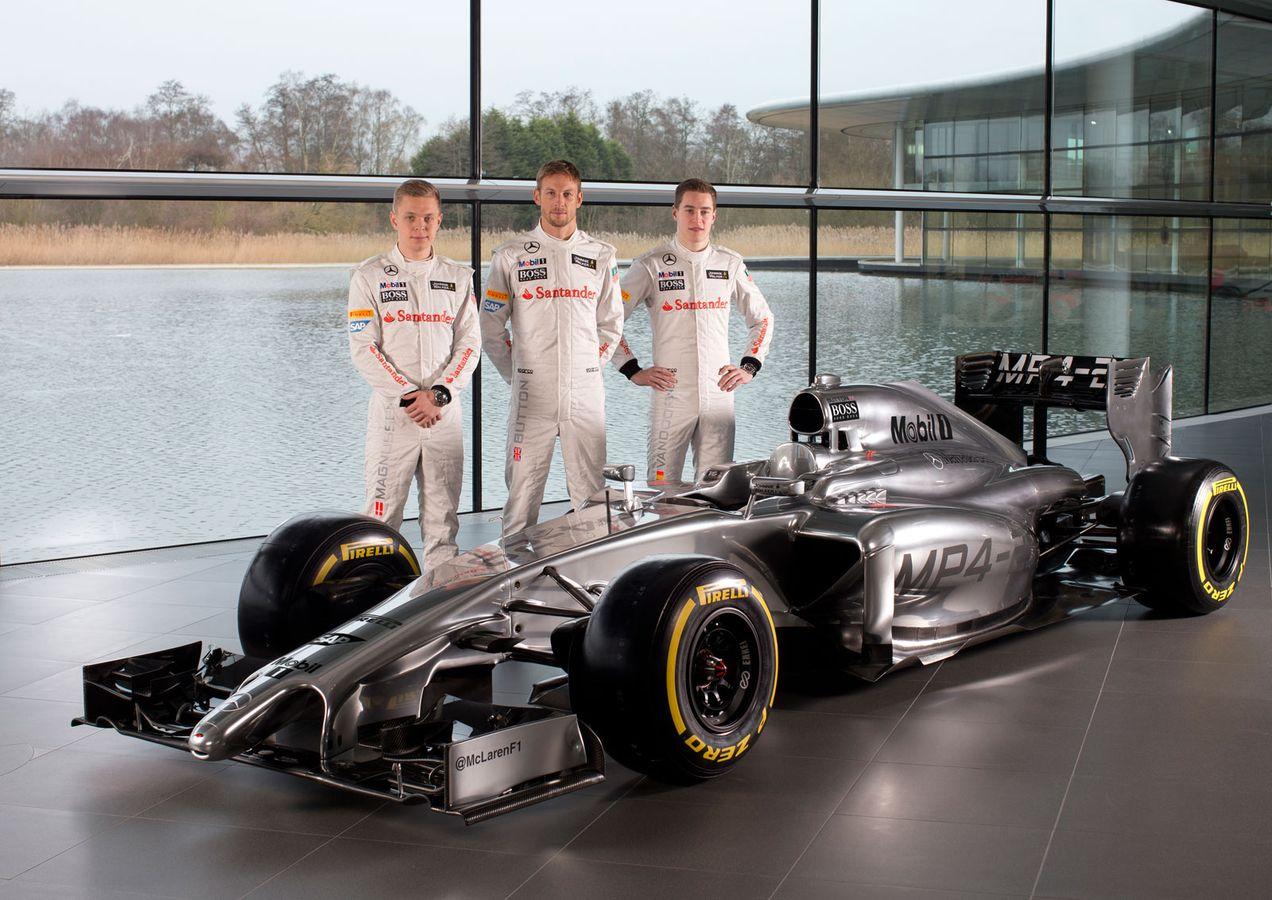 McLaren MP4-29   The Formula 1 Wiki   FANDOM powered by Wikia