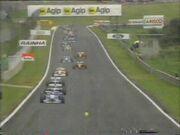 1995 Brazilian Grand Prix (Full Race, Part 1)