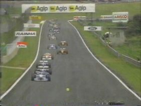 1995 Brazilian Grand Prix (Full Race, Part 1)