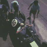 V Wilson at Monza 1960