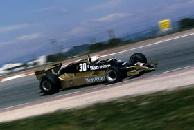 Mass 1979 Spanish Grand Prix