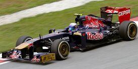Daniel Ricciardo 2013 Malaysia FP2 1