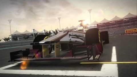 F1 2012 - Launch Trailer