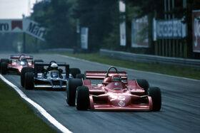 Giacomelli de Angelis Piquet 1979 Belgian Grand Prix