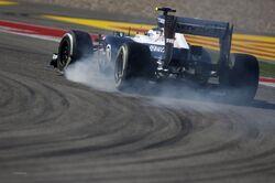 Valtteri Bottas 2013 United States Grand Prix