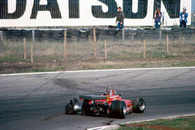 Villeneuve 1979 Dutch Grand Prix