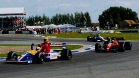 Mansell Senna GBGP 91