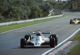 Jones 1979 Dutch Grand Prix