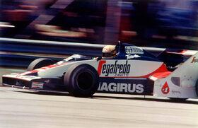Senna 1984 Brazilian Grand Prix