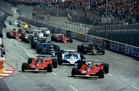 Start 1979 US GP West