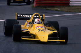 Merzario 1979 Dutch Grand Prix