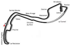 Circuit de Monaco 1973