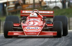 Merzario 1978 South African Grand Prix