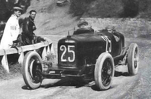 1926 Maserati T26