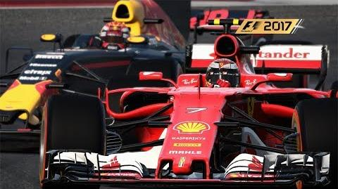 F1 2017 LAUNCH TV SPOT Make History UK