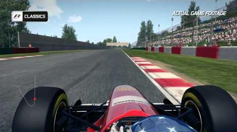 F1 2013 Imola Classic Hotlap