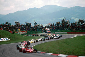 Start 1979 Austrian Grand Prix