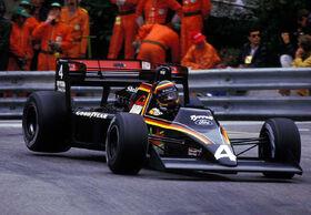 Bellof 1984 Monaco Grand Prix