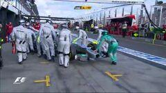Hamilton retires