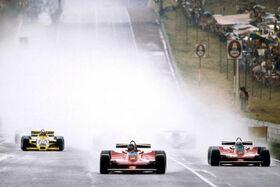 Restart 1979 South African Grand Prix