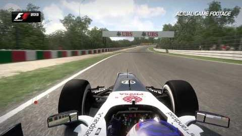 F1 2013 Suzuka Hotlap UK