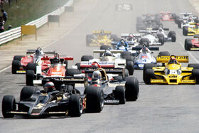 Start 1978 South African Grand Prix