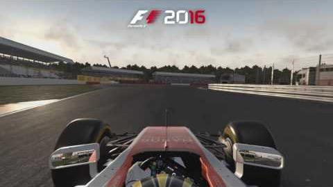 F1 2016 - Silverstone Hot Lap
