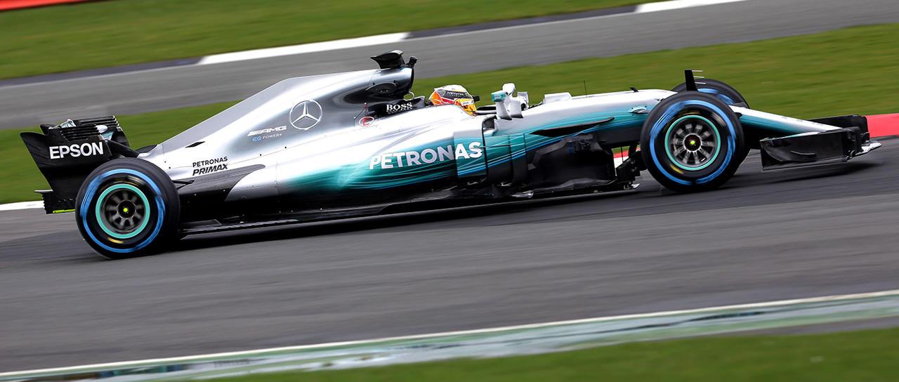 Mercedes Amg Petronas Formula One Team  Engine Penalty