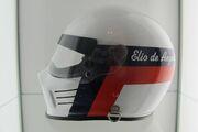 Elio de Angelis Helmet