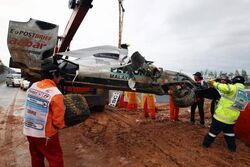 2010 Korean Grand Prix Accident