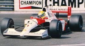 Senna MGP 1991