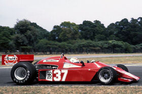 Merzario Argentine Grand Prix 1978