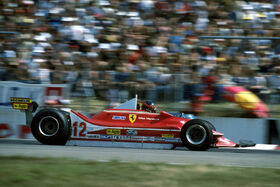 Villeneuve 1979 German Grand Prix
