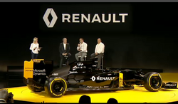 Renault Launch