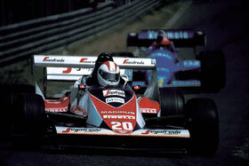 Cecotto 1984 Belgian Grand Prix