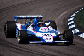 Laffite Brazilian Grand Prix 1979