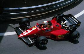 Arnoux 1984 Detroit Grand Prix