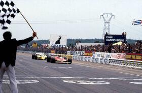 Villeneuve Arnoux 1979 French Grand Prix 2