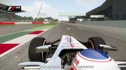 F1 2013 Silverstone Hotlap