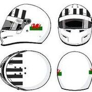 Tom Pryce Helmet Design