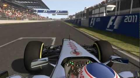 F1 2011 - Korean GP Pole Lap