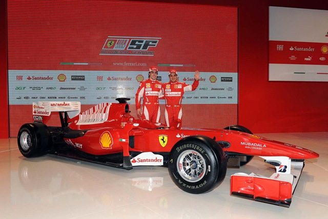 Ferrari F10 | The Formula 1 Wiki | FANDOM powered by Wikia