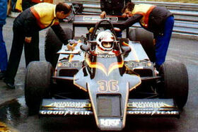 Brancatelli 1979 Belgian Grand Prix