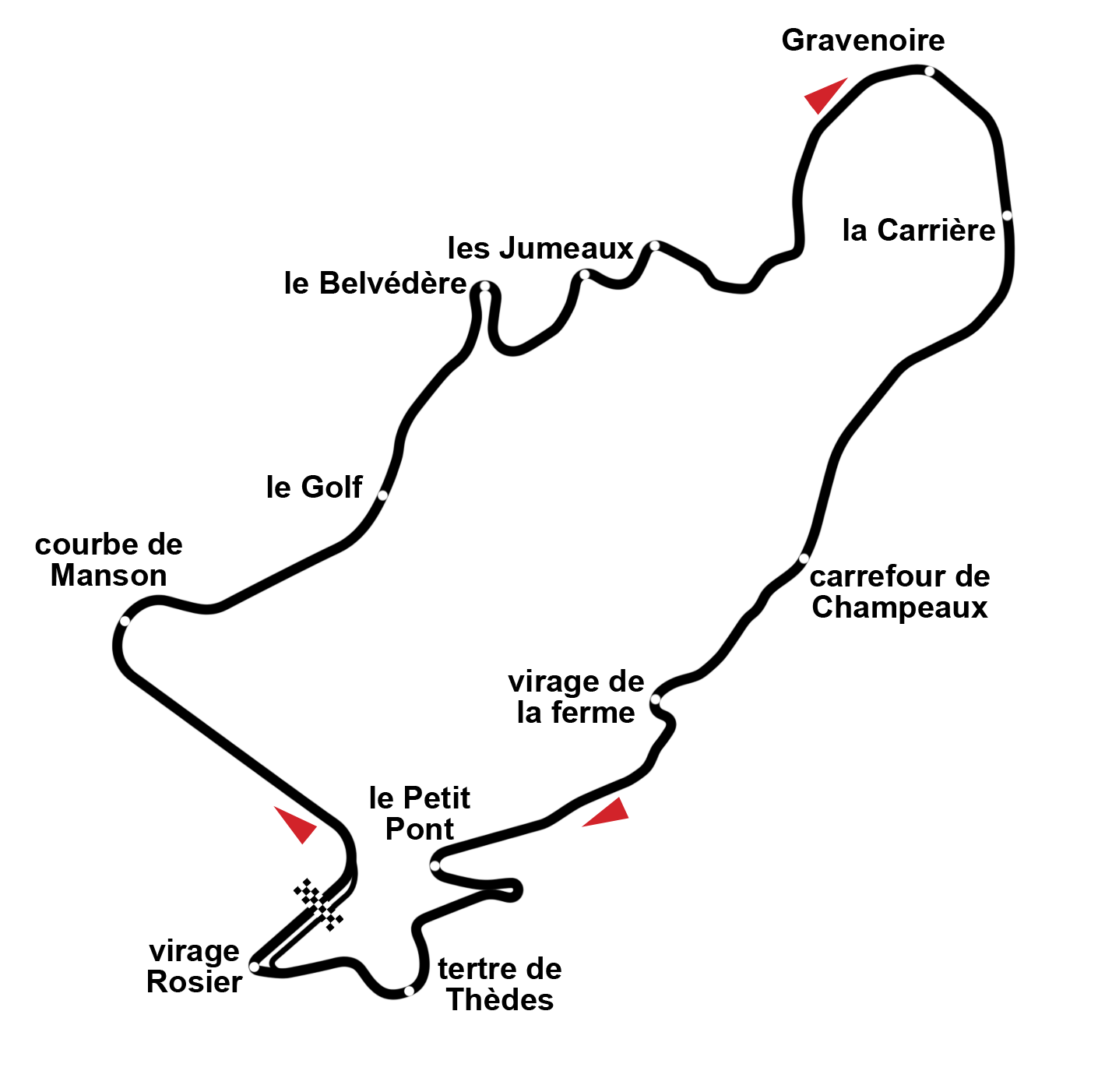 1969 French Grand Prix The Formula 1 Wiki Fandom Powered By Wikia Circuit Diagrams