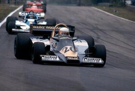 Scheckter Belgium 1977