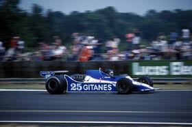 Ickx 1979 British Grand Prix