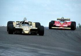 Mass Villeneuve 1979 French Grand Prix