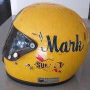 Mark Donohue Helmet