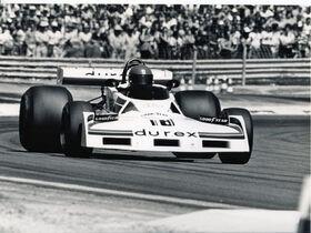 Tambay French Grand Prix 1977